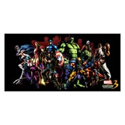 Marvel vs Capcom. Размер: 120 х 60 см
